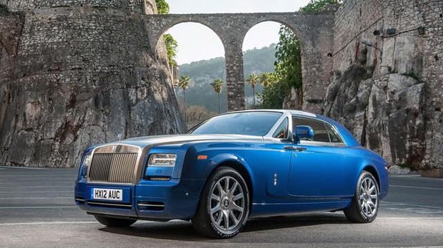 """Rolls-Royce - Nhãn hiệu """"miễn nhiễm"""" với suy thoái kinh tế"""
