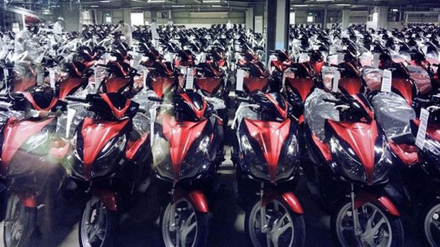 Khám phá dây chuyền sản xuất Airblade của Honda Việt Nam