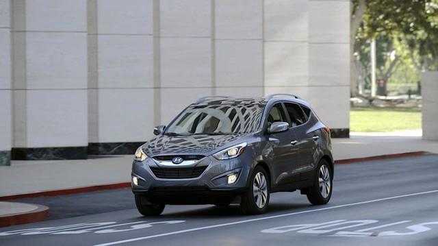 Hyundai Tucson 2015: Vẫn hợp túi tiền