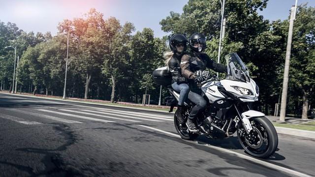 Kawasaki Versys 650 ABS: Quá nhiều thay đổi hấp dẫn