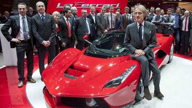 Thay lãnh đạo, Ferrari tăng sản lượng thường niên