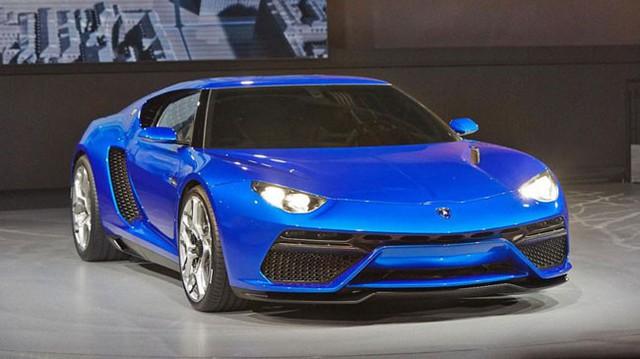"""Lamborghini Asterion LPI910-4 – Siêu xe """"ăn xăng"""" như Kia Morning"""