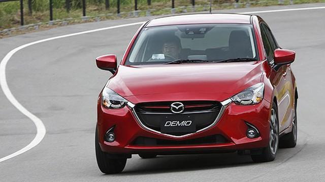 Mazda2 thế hệ mới bất ngờ lộ diện, không khác xe concept