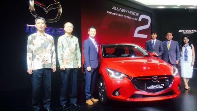 Mazda2 thế hệ mới có giá 18.000 USD tại Đông Nam Á