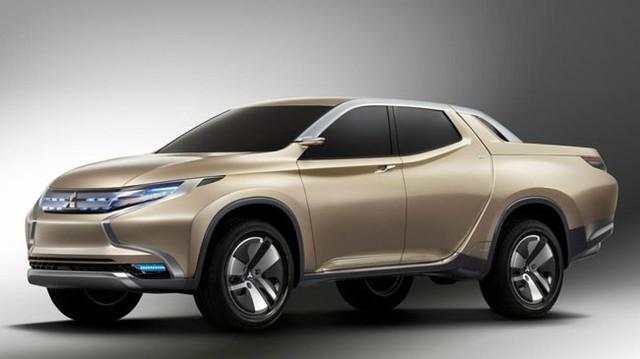 Mitsubishi Triton 2015 sẽ an toàn và đắt tiền hơn