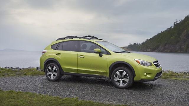 Subaru XV Crosstrek 2015: Trang thiết bị phong phú hơn