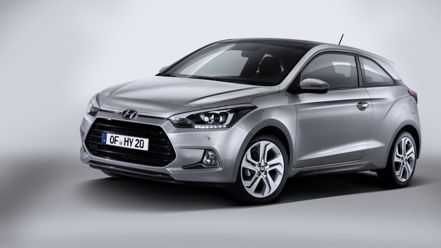 Hyundai i20 phiên bản 3 cửa bất ngờ ra mắt