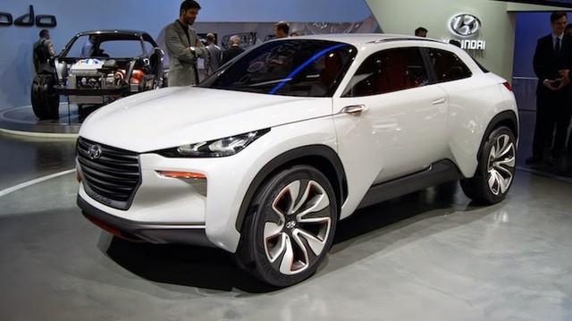 Đối thủ mới của Nissan Juke đến từ Hyundai sắp xuất hiện