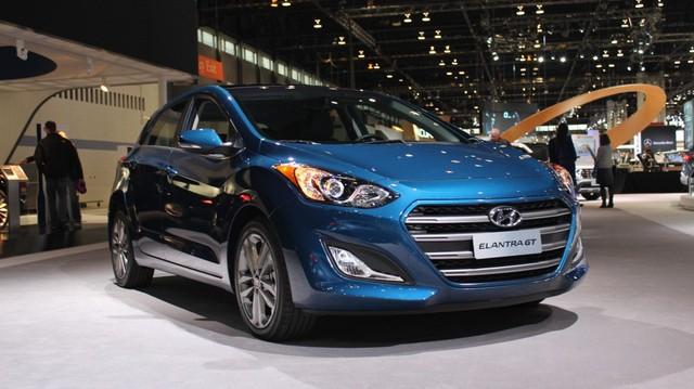 Hyundai i30 2016: Mới mẻ và đầy ấn tượng