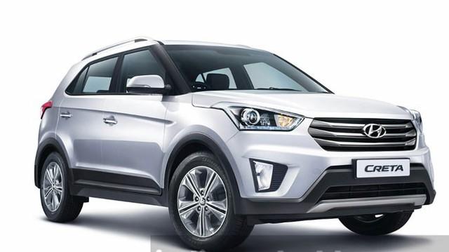 Hyundai Creta có thể về Việt Nam chính thức trình làng