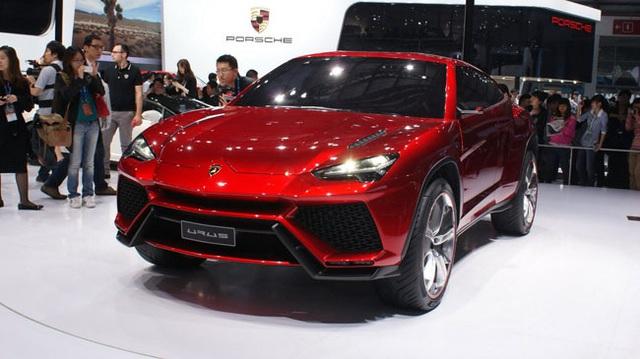 Lamborghini chính thức xác nhận động cơ của siêu SUV Urus