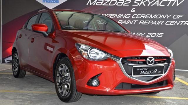 Mazda2 thế hệ mới ra mắt Malaysia, bao giờ đến Việt Nam?