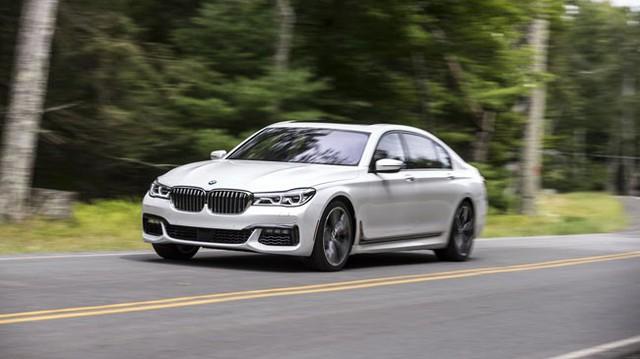 BMW 7-Series thế hệ mới đã có giá bán