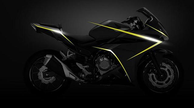 Honda úp mở thiết kế của CBR500R nâng cấp sắp ra mắt