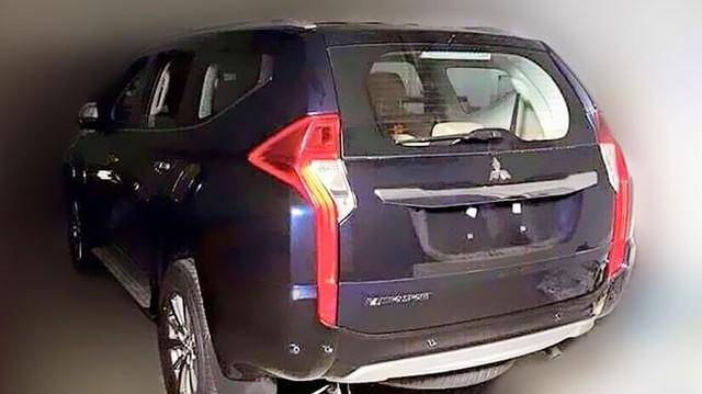 Mitsubishi Pajero Sport mới rẻ hơn Toyota Fortuner và Ford Everest 2016