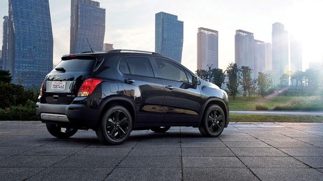 Chevrolet Trax đã từng ra mắt Việt Nam có thêm phiên bản mới