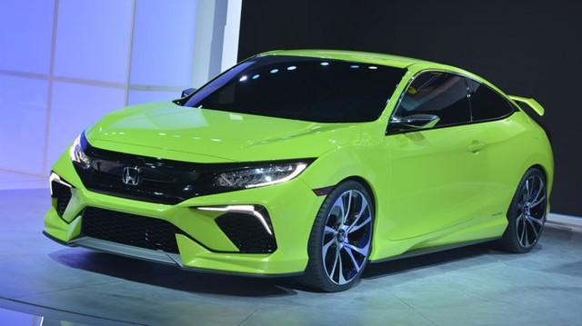 Xem trước diện mạo của Honda Civic thế hệ mới hứa hẹn sẽ về Việt Nam