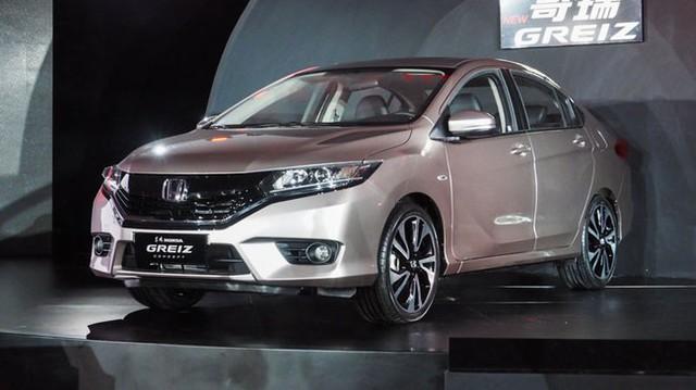 Honda City thiết kế khác biệt với xe ở Việt Nam chính thức ra mắt