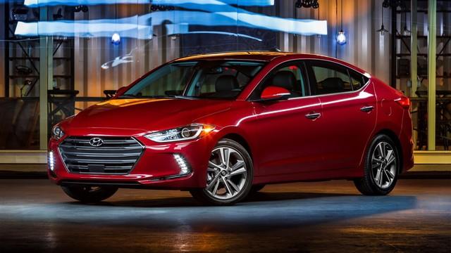 Hyundai Elantra thế hệ mới chính thức trình làng