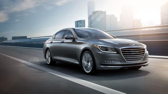 1 tháng, Hyundai bán được gần 6.000 chiếc Genesis Sedan thế hệ mới