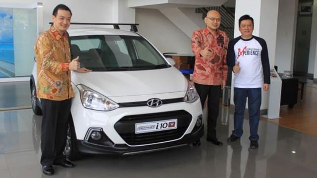 Xe siêu rẻ Hyundai Grand i10X chính thức trình làng