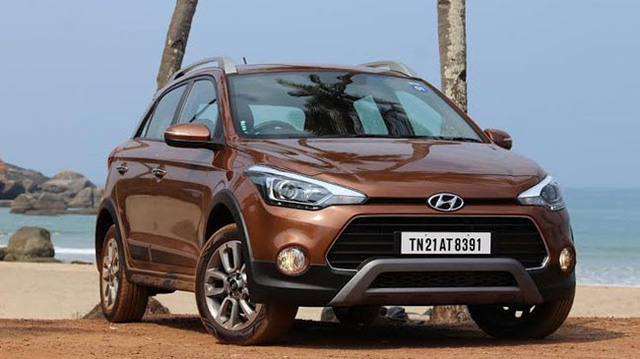 Hyundai i20 Active có hệ thống thông tin giải trí mới
