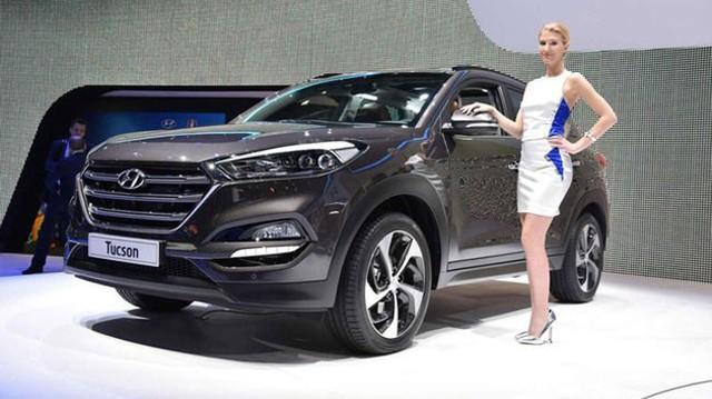 1 ngày có hơn 1.000 người đặt mua Hyundai Tucson 2016