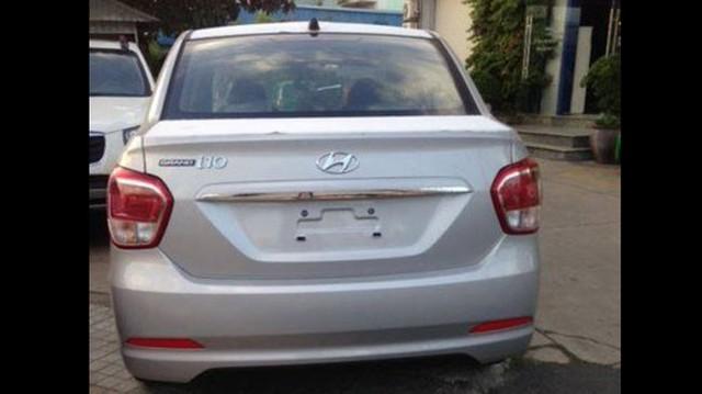 """""""Tóm gọn"""" xe sedan giá rẻ Hyundai Xcent tại Việt Nam"""