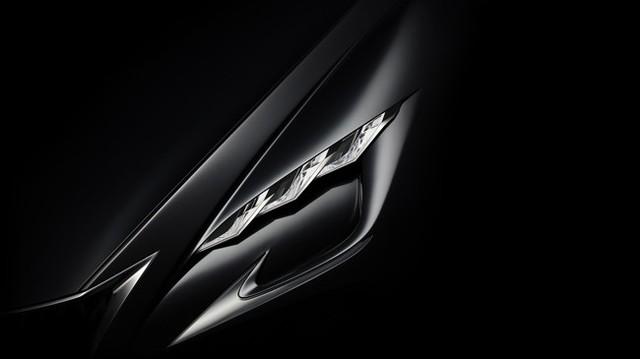 Lexus sắp trình làng đối thủ mới của Mercedes-Benz S-Class