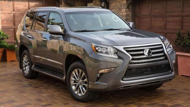Cặp SUV hạng sang Lexus GX và LX có khả năng bị ''khai tử''