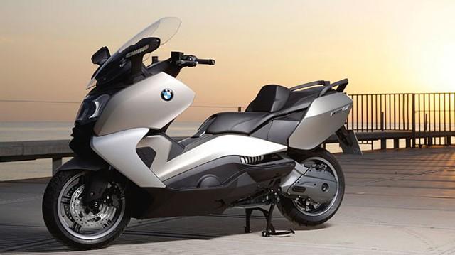 Xe ga BMW sẽ do hãng Loncin Trung Quốc sản xuất?