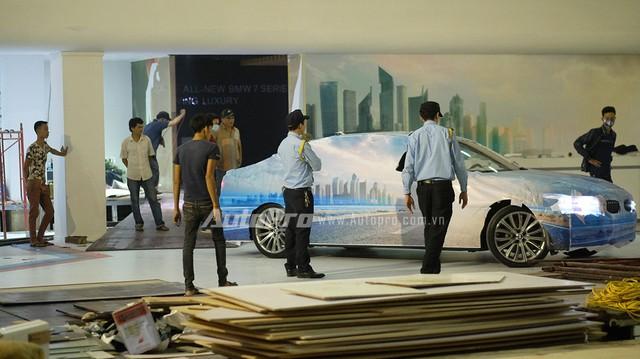 BMW 7-Series thế hệ mới âm thầm ra mắt khách VIP tại Việt Nam
