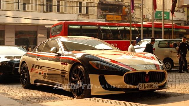 Điểm lại bộ sưu tập xe sang Maserati tại Việt Nam