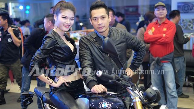 BMW Motorrad chính thức ra mắt tại Hà Nội
