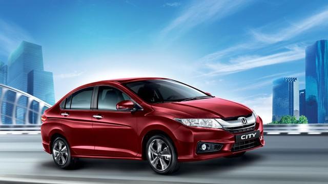 Honda âm thầm ra mắt City 2016 ở Việt Nam, tăng giá bán
