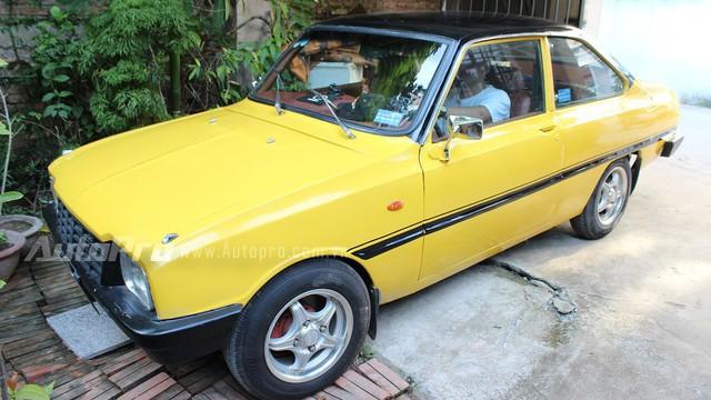 "Gặp gỡ ""tiền bối"" Mazda R100 Coupe"
