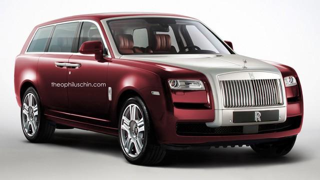"""Rolls-Royce SUV có giá 271.090 USD, cao gấp đôi nếu """"độ"""" Bespoke"""