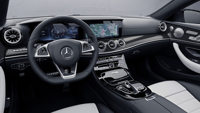 Vừa ra mắt, Mercedes-Benz E-Class Coupe 2018 đã có bản đặc biệt - Ảnh 2.