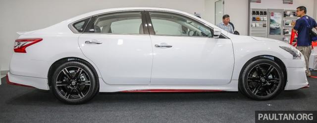 Nissan Teana thể thao hơn với gói phụ kiện chính hãng - Ảnh 2.
