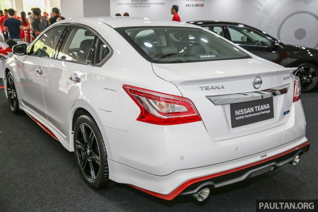 Nissan Teana thể thao hơn với gói phụ kiện chính hãng - Ảnh 6.