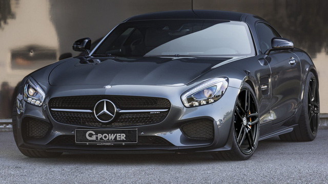 Hãng độ chuyên xe BMW đổi gió với Mercedes-AMG GT - Ảnh 2.