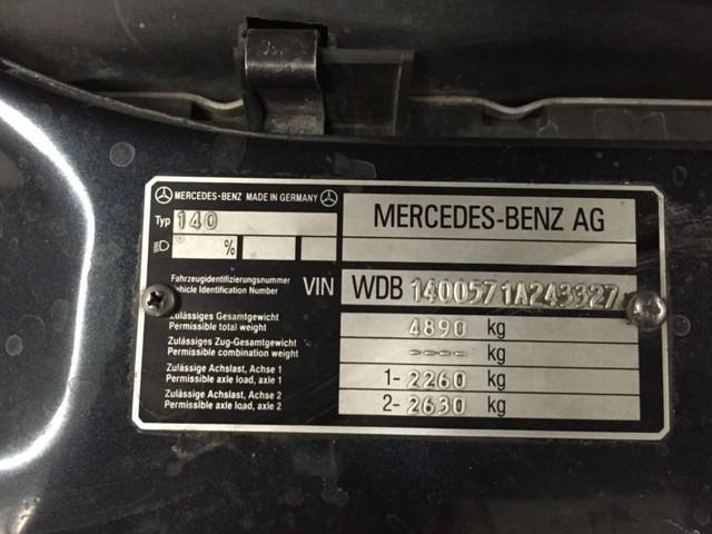 Mercedes-Benz chống đạn cũ của Tổng thống Nga được rao bán với giá chát - Ảnh 7.