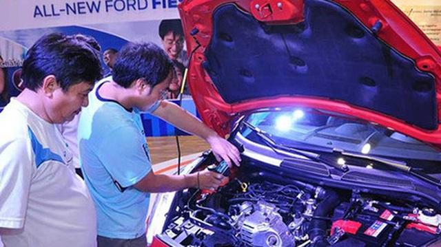 Giấc mơ dang dở của ô tô 'made in Viet Nam'