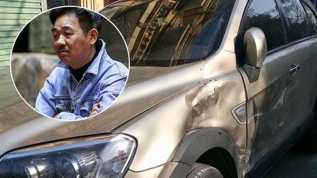 Công an xác nhận diễn viên Quốc Khánh không phải chủ xe Camry gây tai nạn