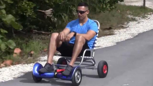 Cách sử dụng xe tự hành Mono Rover tiện lợi và an toàn nhất
