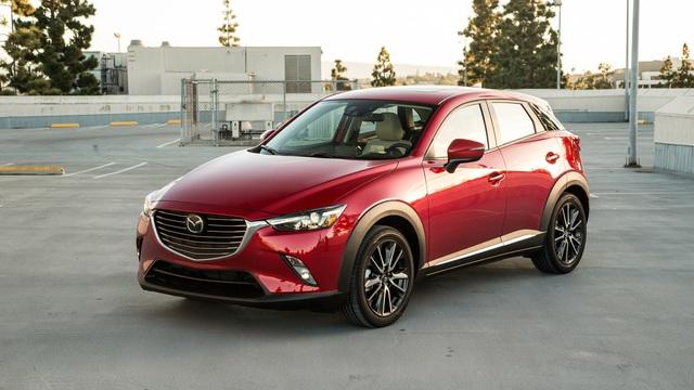 """Xe """"hot"""" Mazda CX-3 sẽ xuất hiện tại Việt Nam vào tháng sau"""