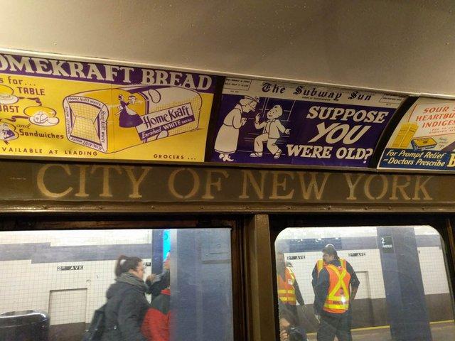 Khám phá đường xe lửa cổ điển rất đặc biệt giữa lòng thành phố New York - Ảnh 20.