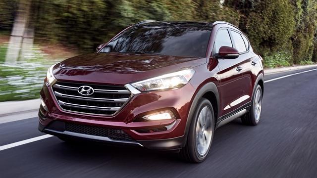 Hyundai Tucson 2016 tiếp tục được công nhận là xe an toàn