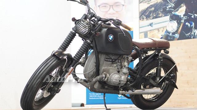 Dàn mô tô phân khối lớn BMW khoe dáng tại Hà Nội