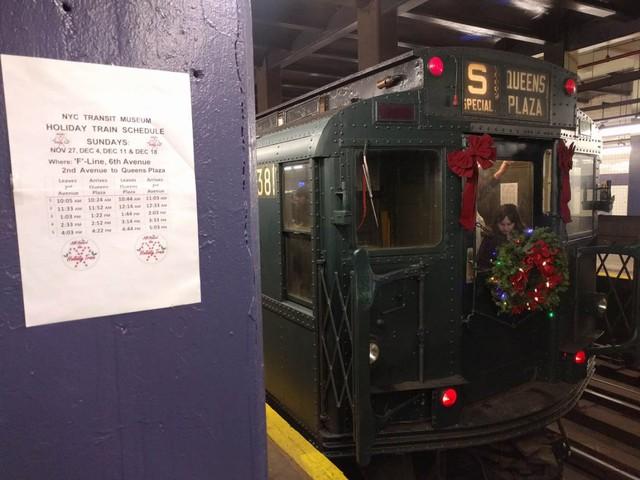 Khám phá đường xe lửa cổ điển rất đặc biệt giữa lòng thành phố New York - Ảnh 7.